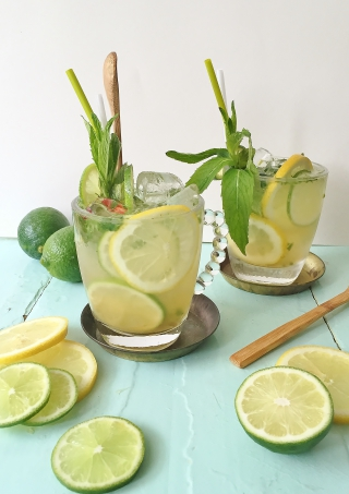 Lemon Lime limonade