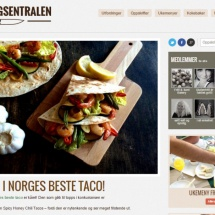 norges beste taco
