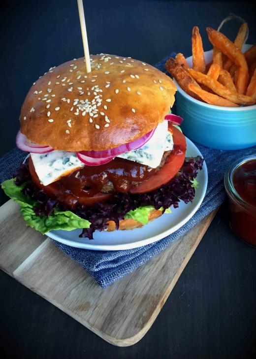 Burger-burgerbrød-bun-burgerbun