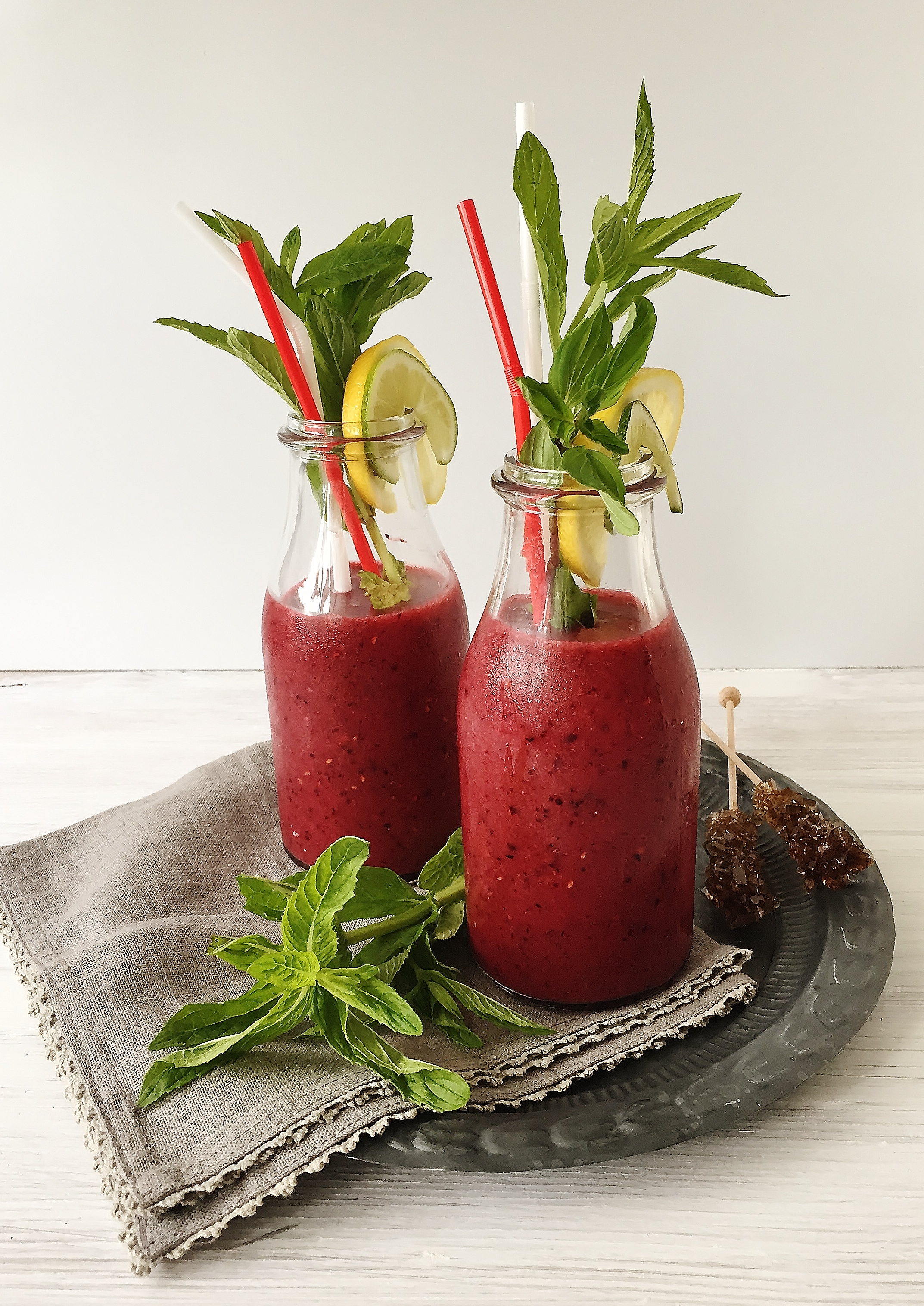 """Berrylicious"" Smoothie"